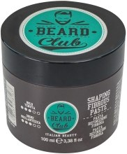 Духи, Парфюмерия, косметика Волокнистая паста гибкой фиксации - Beard Club Shaping Fibrous Paste