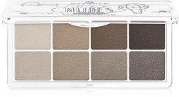 Духи, Парфюмерия, косметика Тени для век - Essence All About Eyeshadow Palettes