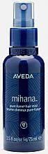 Духи, Парфюмерия, косметика Арома-спрей для волос - Aveda Mihana Pure-Fume Hair Mist