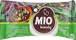 """Духи, Парфюмерия, косметика Мыло """"Оливки и алоэ"""" - Мыловаренные традиции Mio Beauty"""