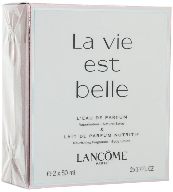 Lancome La Vie Est Belle - Набор (edp/50ml + b/l/50ml)