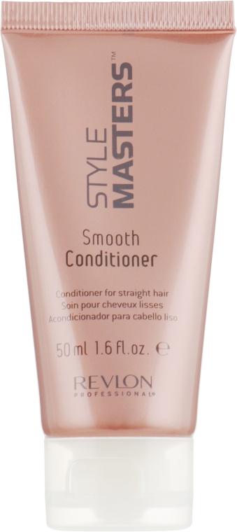 Кондиционер для волос разглаживающий - Revlon Professional Style Masters Smooth Conditioner