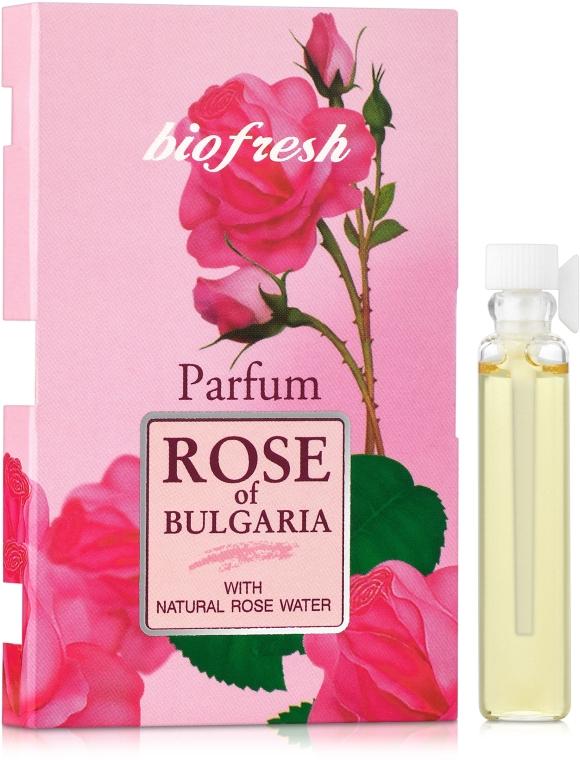 BioFresh Rose of Bulgaria - Парфюмированная вода (пробник)