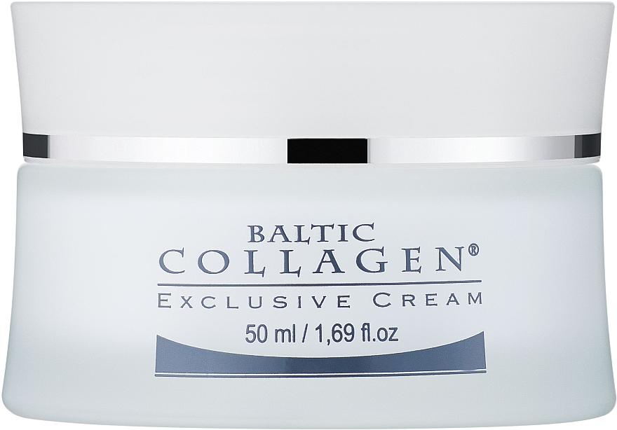 """Крем для лица """"Exclusive"""" с коллагеном и эластином - Baltic Collagen"""