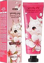 Крем для рук увлажняющий - The Orchid Skin Orchid Flower Yovely Pig Hand Cream — фото N1