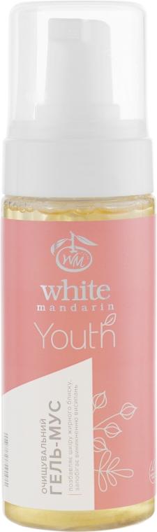 "Очищающий гель-мус для проблемной кожи ""Youth"" - White Mandarin"
