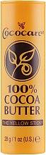 Духи, Парфюмерия, косметика Какао-масло в стике - Cococare Cocoa Butter
