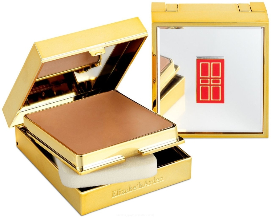 Компактная тональная основа для лица - Elizabeth Arden Flawless Finish Sponge-On Cream Makeup