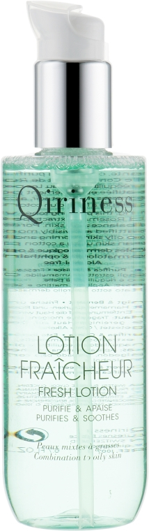 Очищающий лосьон для лица - Qiriness Fraicheur Fresh Lotion