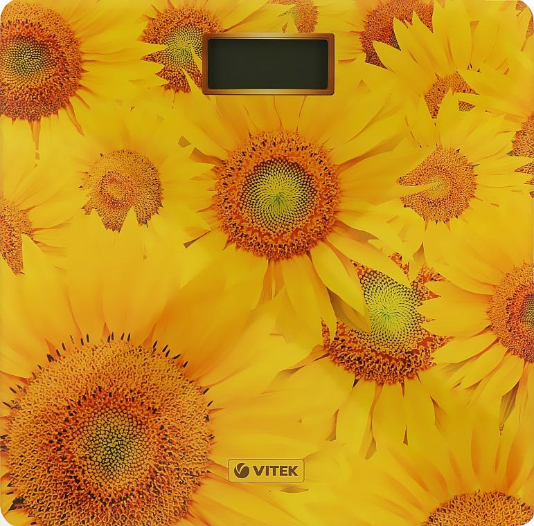 Весы напольные - Vitek VT-1975 Yellow