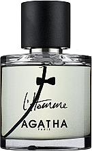 Духи, Парфюмерия, косметика Agatha L'Homme - Парфюмированная вода (тестер с крышечкой)