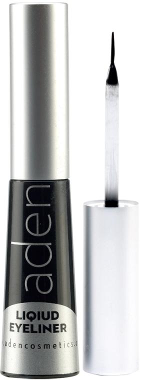 Подводка для глаз водостойкая - Aden Cosmetics Liquid Eyeliner