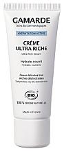 Духи, Парфюмерия, косметика Активный увлажняющий крем для лица - Gamarde Hydratation Active Ultra Rich Cream
