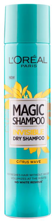 """Сухой шампунь для волос """"Цитрусовая волна"""" - L'Oreal Paris Magic Shampoo"""