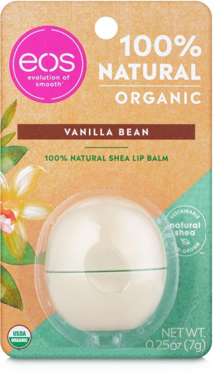 """Бальзам для губ """"Ваниль"""" - EOS Smooth Sphere Lip Balm Vanilla Bean"""