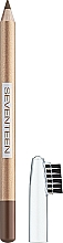 Духи, Парфюмерия, косметика Карандаш для бровей - Seventeen Longstay Eyebrow Shaper