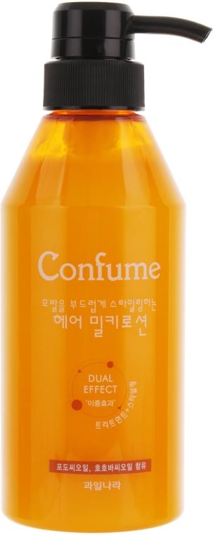 Молочный лосьон для волос - Welcos Confume Hair Miky Lotion