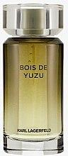 Духи, Парфюмерия, косметика Karl Lagerfeld bois De Yuzu - Туалетная вода (тестер с крышечкой)
