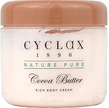 Духи, Парфюмерия, косметика Крем для тела с маслом какао - Cyclax Nature Pure Cocoa Butter Rich Body Cream