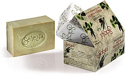 Духи, Парфюмерия, косметика Мыло с оливковым маслом и жмыхом из оливок - Selesta Life