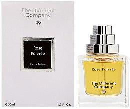 Духи, Парфюмерия, косметика The Different Company Rose Poivree - Парфюмированная вода