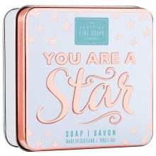 """Духи, Парфюмерия, косметика Мыло """"Ты звезда"""" - Scottish Fine Soaps You Are A Star Soap In A Tin"""
