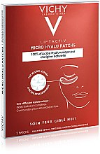 Духи, Парфюмерия, косметика Патчи с гиалуроновой кислотой для ухода за кожей вокруг глаз - Vichy Liftactiv Patches