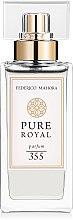 Духи, Парфюмерия, косметика Federico Mahora Pure Royal 355 - Духи