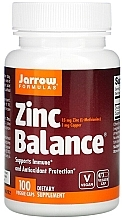 """Духи, Парфюмерия, косметика Пищевые добавки """"Цинк"""" - Jarrow Formulas Zinc Balance"""