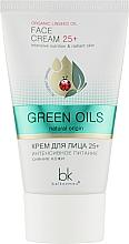 Духи, Парфюмерия, косметика Крем для лица 25+ интенсивное питание и сияние кожи - BelKosmex Green Oils Face Cream