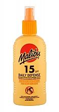 Духи, Парфюмерия, косметика Солнцезащитный лосьон-спрей для тела - Malibu Daily Defense SPF15