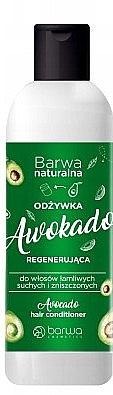 "Кондиционер для волос ""Авокадо"" - Barwa Avocado Hair Conditioner"