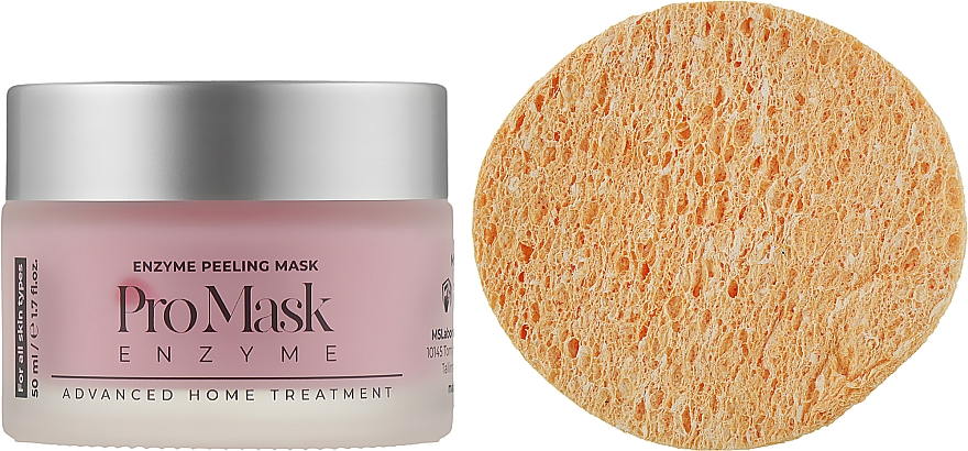 Маска для лица - MS Laboratory Pro Mask Enzyme