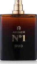 Духи, Парфюмерия, косметика Aigner No 1 Oud - Парфюмированная вода (тестер без крышечки)