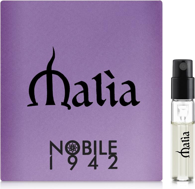Nobile 1942 Malia - Парфюмированная вода (пробник)