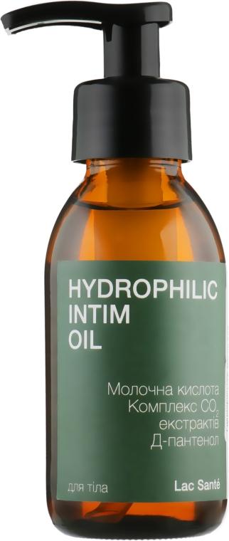 Гидрофильное масло для интимной гигиены - Lac Sante Nature Power Hydrophilic Intim Oil