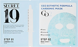 """Духи, Парфюмерия, косметика Маска-активатор """"Карбокситерапия"""" - Esthetic House CO2 Formula Carbonic Mask"""