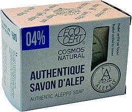 Духи, Парфюмерия, косметика Мыло алеппское - Alepeo Authentic Aleppo Soap 4%