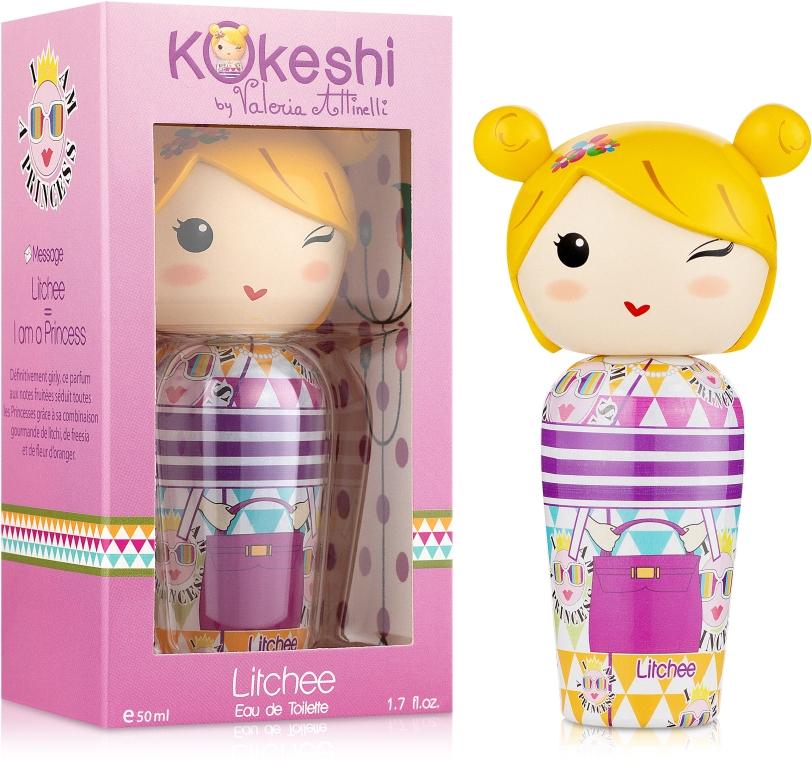 Kokeshi Parfums Litche By Valeria Attinelli - Туалетная вода — фото N1