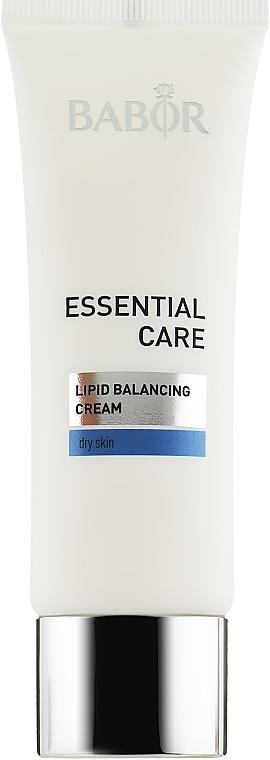 Крем для сухой кожи - Babor Essential Care Lipid Balancing Cream