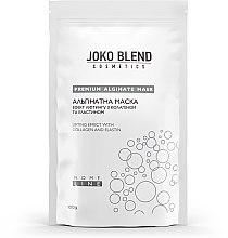 Альгинатная маска эффект лифтинга с коллагеном и эластином - Joko Blend Premium Alginate Mask — фото N3