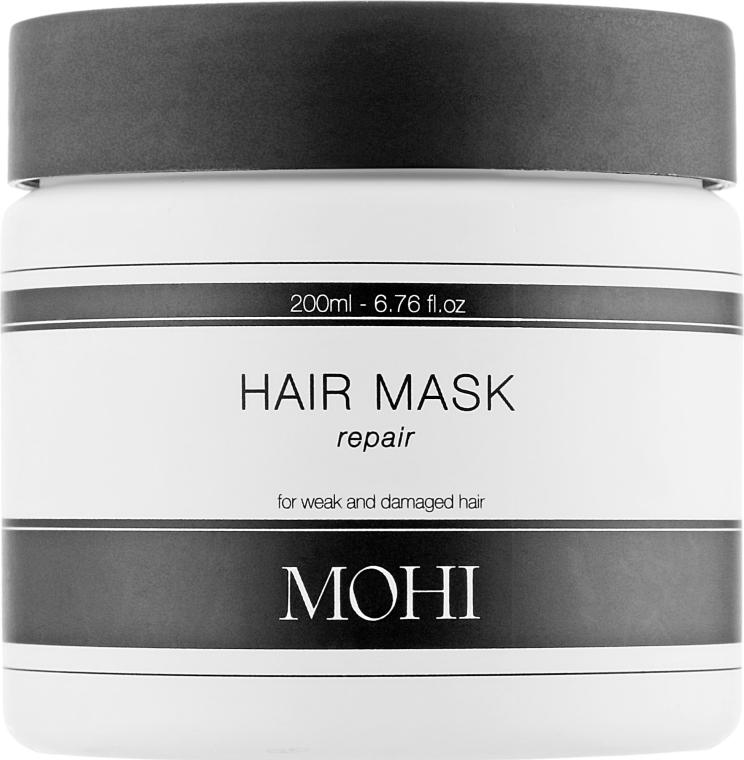 Восстанавливающий маска для волос - Mohi Hair Mask Repair