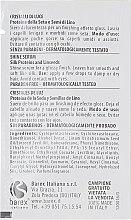 Флюїд Рідкі кристали з протеїнами шовку - Barex Italiana Olioseta Cristalli Liquidi (міні) — фото N2