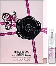 Духи, Парфюмерия, косметика Viktor & Rolf Flowerbomb Nectar - Парфюмированная вода (пробник)