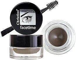 Духи, Парфюмерия, косметика Гель для бровей - Christian Facetime Eyebrow Gel