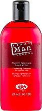 Духи, Парфюмерия, косметика Уплотняющий шампунь для мужчин - Lisap Man Thickening Shampoo