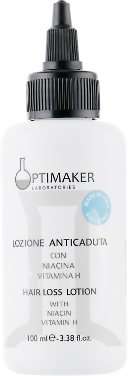 Лосьон от выпадения волос - Optima Lozione Antiforfora Anticaduta