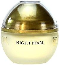 Духи, Парфюмерия, косметика Ночной крем для лица - Biolor Night Pearl Cream