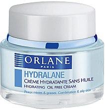 Духи, Парфюмерия, косметика Увлажняющий крем для жирной кожи - Orlane Hydralane Hydrating Oil-Free Cream
