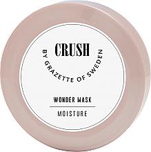 "Духи, Парфюмерия, косметика Маска для волос ""Увлажняющая"" - Grazette Crush Wonder Mask"